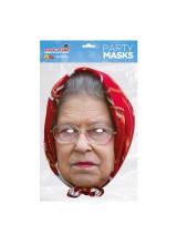 Маска за Лице Кралица Елизабет II