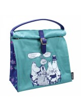 LBAGMO01 Платнена Хладилна Чанта за Обяд Мумин Спрете да Ядете