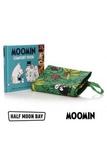 BKTTMN01 Giftset Recipe Book and Tea Towel - Moomin