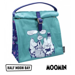 LBAGMO01 Textile Lunch Bag Moomin Stop Eating