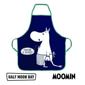 Apron in a Metal Tin Moomin Mama APRTMO01