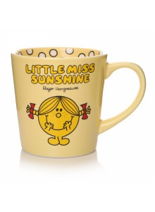Чаша Little Miss Sunshine в Жълто MUGBMR05