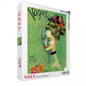 NPZVG1702 VOGUE Puzzle - One Fair Lady 500 pieces