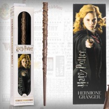 Hermione Granger's Magic Wand and 3D Bookmark