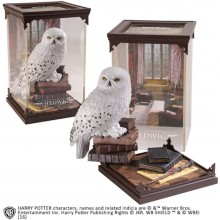 Small Sculpture of Hedwig Harry Potter Magical Creatures