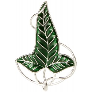 Leaf of Lorien Brooch Lord of the Rings