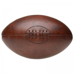 34-1G-002R Vintage Ball - Rugby топка