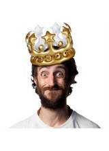 Надуваема Корона King For The Day