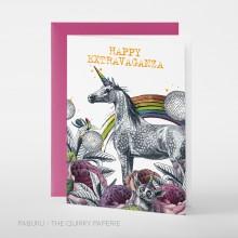 Поздравителна Картичка Happy Extravaganza