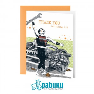 Card - Thank You For Fixing It
