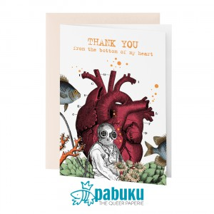 Card - Thank You From The Bottom of My Heart