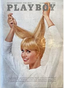 Списание Плейбой 1965-10