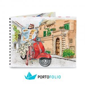 SW16 Slim Wallet - Italy портмоне
