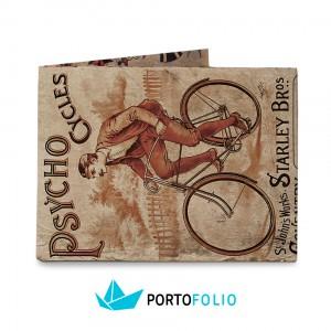 SW23 Slim Wallet - Bicycle портмоне