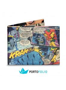 """Тънко портмоне от хартия """"Комикс Батман"""""""