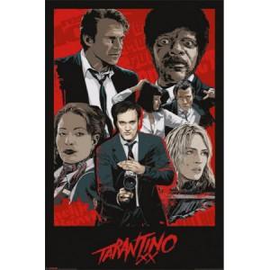 Плакат Тарантино