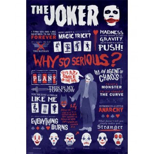 Плакат The New Joker