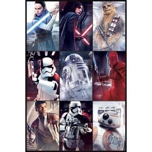 PP34182 Poster - The last Jedi