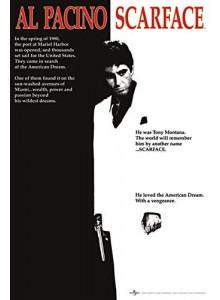 Постер Scarface