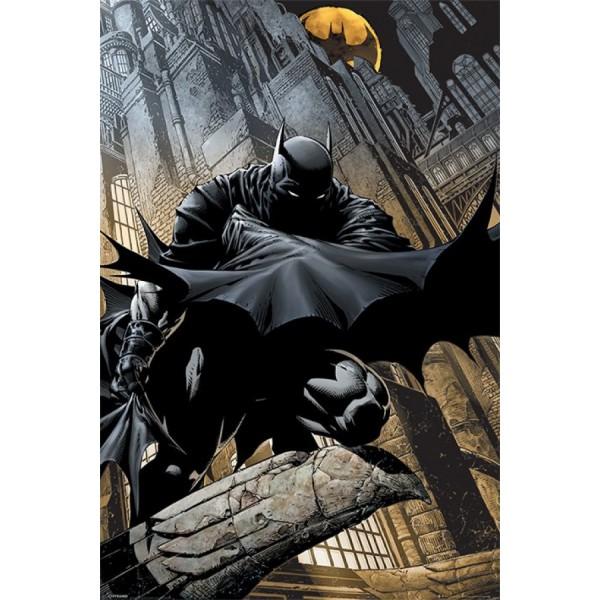 "DC & MARVEL - Постер ""Batman - Night Watch"" 1"