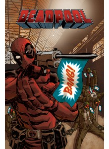 "Постер ""Deadpool - Bang"""