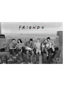 """Постер """"Приятели"""""""