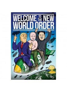 "Постер ""Welcome to The New World Order"""