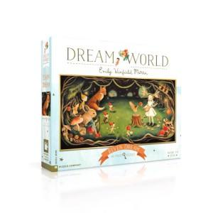 Детски Пъзел Dream World Единадесети Сън 80 Парчета