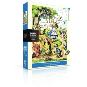 Jigsaw Puzzle Alice in Wonderland 1000 Pieces