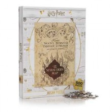 Jigsaw Puzzle The Marauder's Map