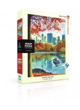 Пъзел New Yorker 12-11-2018 Сентръл Парк 500 Парчета