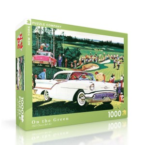 Jigsaw Puzzle On the Green 1000 Pieces