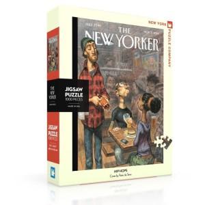 Пъзел The New Yorker 03-11-2014 Hip Hops 1000 Парчета