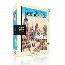 Пъзел The New Yorker 20-04-2009 Крайна Дестинация 1000 Парчета