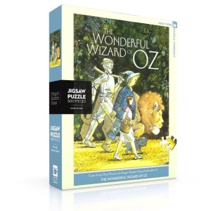 Jigsaw Puzzle The Wonderful Wizard of OZ 500 Pieces