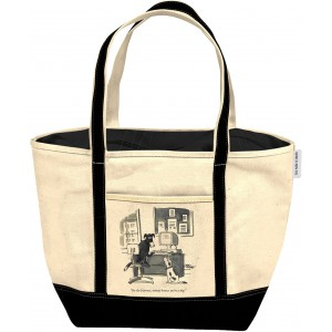 Internet Tote Bag New Yorker 05-07-1993