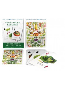 Тесте Карти за Игра Зеленчуци