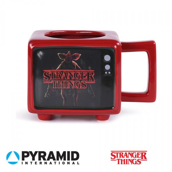 Pyramid - 3D чаша-телевизор Stranger Things 1