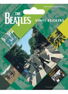 Комплект стикери The Beatles