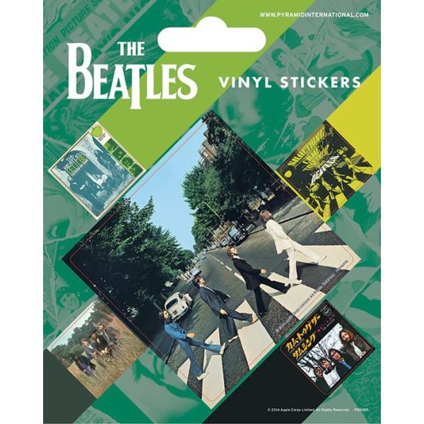 The Beatles  - Комплект стикери The Beatles 1