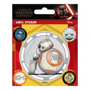 Стикери с дроиди от Междузвездни войни