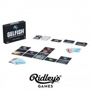 GME007 Selfish Space Edition Game