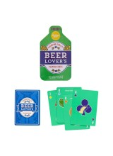 Карти за игра за любители на бира GME049