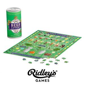 JIG044 Jigsaw puzzle - Beer lovers