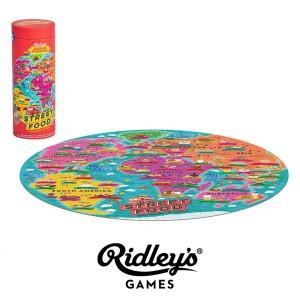 JIG047 Street Food Lovers 1000pc Jigsaw Puzzle