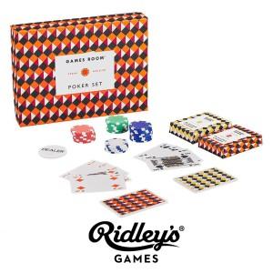 GAM120 Poker Set