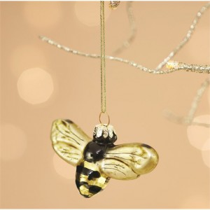 Tree decoration | Golden Bee | Sass & Belle