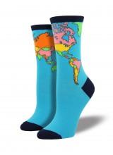 Чорапи Световна Карта 35-43