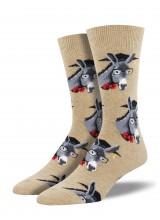Чорапи Магарета в Кафяво 39-45