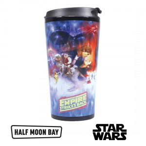MUGTSW07 Travel Mug Metal - Star Wars The Empire Strikes Back